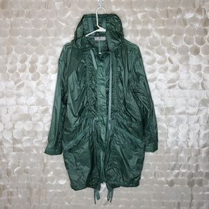 Stella McCartney Adidas Packable rain jacket